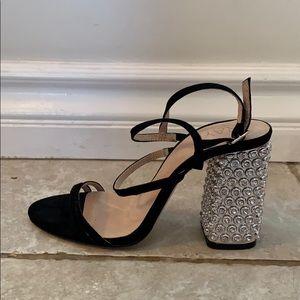 🆕 RAYE Studded Block Heel Sandals